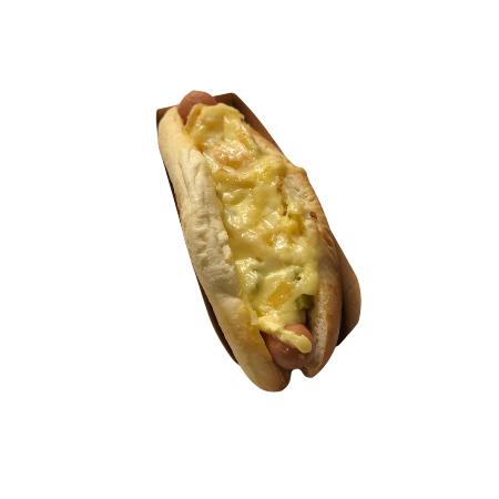 Swiss Alps Hot Dog